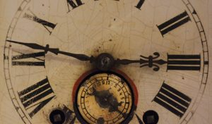 Shelf Alarm Clock caseyclockrestoration