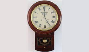 American Drop Dial Clock Restoration caseyclockrestoration