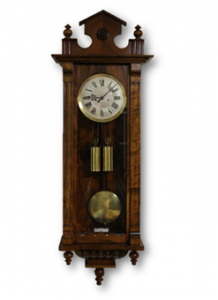 Gustav Becker Regulator Clock caseyclockrestoration