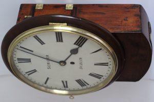 Dial clock caseyclockrestoration