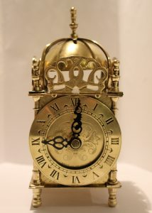 Feux Lantern Clock,Casey Clock Restoration