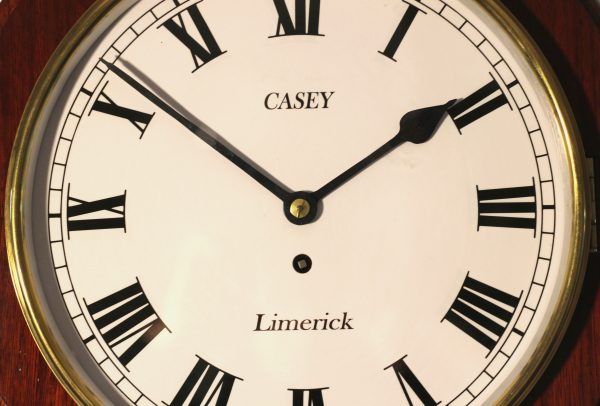 Casey Limerick Casey Clock Restoration