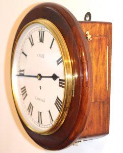 Casey Limerick Casey Clock Restoration Dial clock circa 1890 - 1910