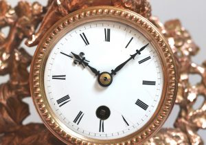 French Ormolu mantel clock Casey Clock Restoration Slide show crop