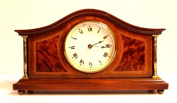 French mantel timepiece Casey Clock Restoration