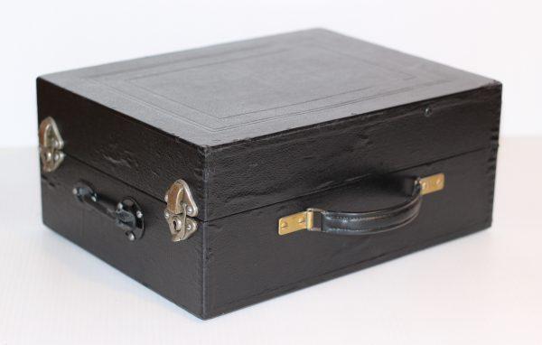 Columbia Model 109 portable Gramophone. Casey Clock Restoration