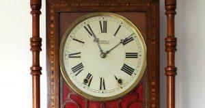 American wall clock Casey Clock Restoration