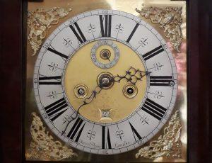 Broken arch dial Casey Clock Restoration