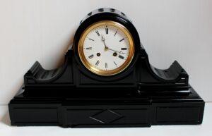 Casey Clock Restoration French Drum Style Marble Clock, Casey Clock Restoration